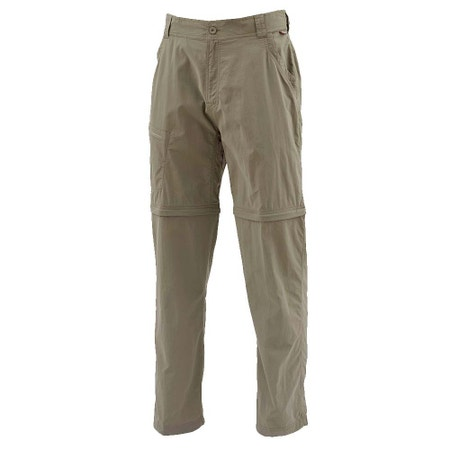 Simms Superlight Zip Off Fishing Trousers