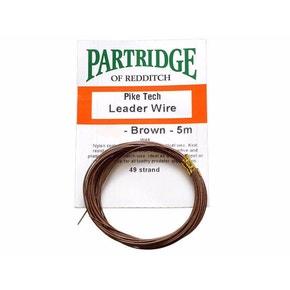 Partridge Pike Tech Leader Wire - W49