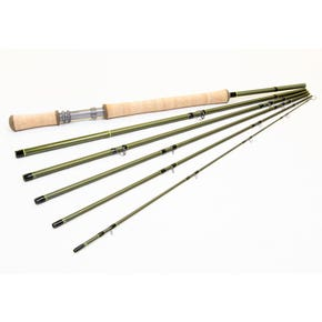 Mackenzie DTX NX1 Atlas Travel Double Handed Fly Rod