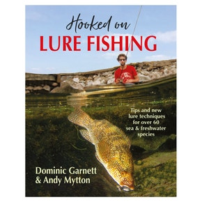 Hooked on Lure Fishing Book