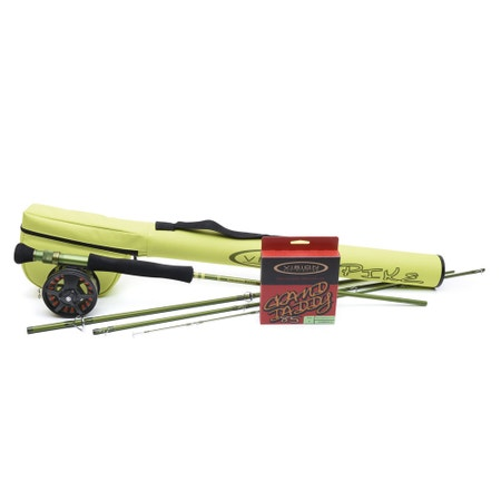 Vision Pike Ready-To-Go Fly Fishing Kit