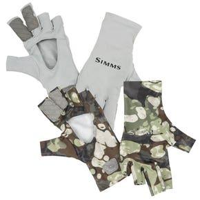 Simms Solarflex Sun Gloves