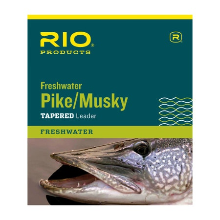 RIO Pike/Musky Leaders