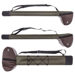 Wychwood Competition Rod & Reel Case