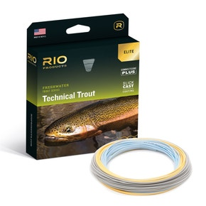 RIO Technical Trout Elite Floating Fly Line