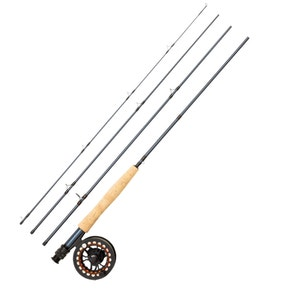 Greys K4ST X Fly Fishing Combo Kit