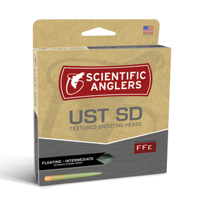 Scientific Anglers Ultimate Scandi Taper (UST) SD Shooting Heads
