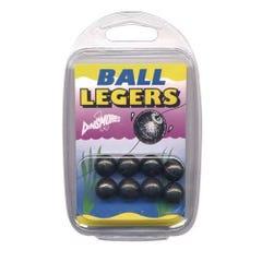 Dinsmores Pierced Bullets/Ball Ledgers