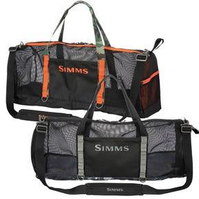 Simms Challenger Mesh Duffel Bag 60L