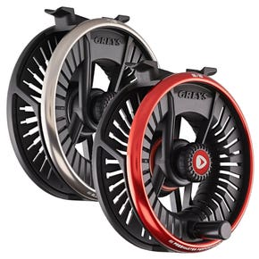 Greys Tail Fly Reel