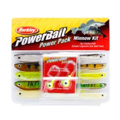 Berkley Powerbait Minnow Pro Pack