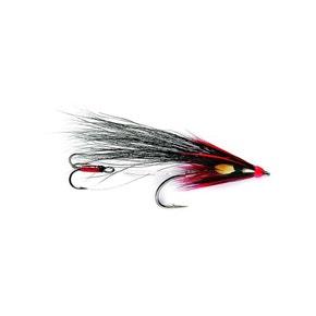 Fulling Mill Black & Red Tandem (flying treble)