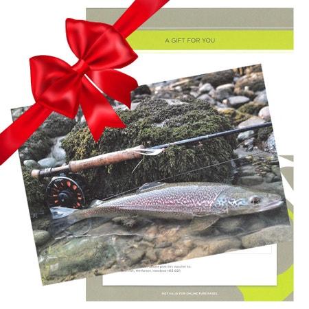 Sportfish In-Store Gift Voucher