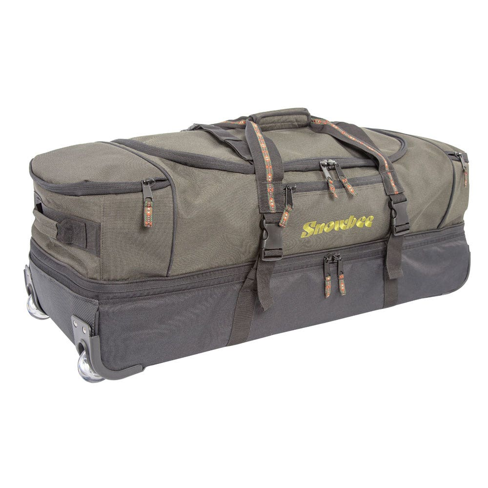 Snowbee xs travel bag snowbee travel bags sportfish for Fly fishing bag
