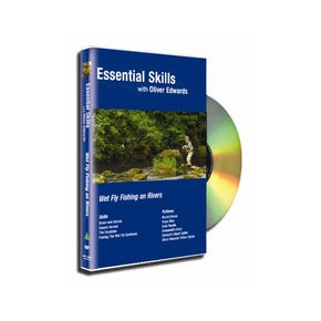Essential Skills DVD 4 with Oliver Edwards - Wet Fly Fishing on Rivers