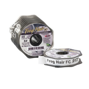 Frog Hair Fluorocarbon Tippet