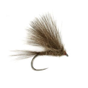 Fulling Mill Barbless Rozas CdC Olive