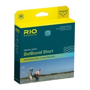 RIO Tropical Outbound Short Head Fly Line