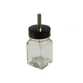 Glass Jar Varnish Applicator