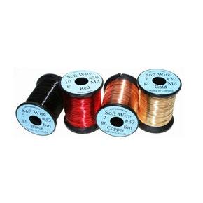 Veniards Uni-Coloured Soft Copper Wire