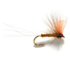 Fulling Mill Winged Dry Apricot Spinner