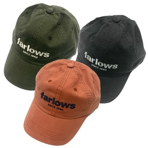 Farlows Cotton Twill Cap
