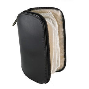 J.P Leather Fly Fishing Wallet