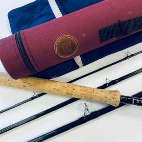 Sharpe's of Aberdeen Gordon 13ft #9 4 Piece Fly Rod