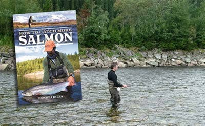 How to Catch More Salmon Book Launch at Farlows