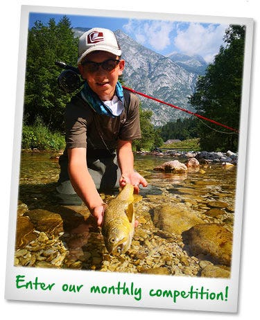 Sportfish Monthly Photo Competition