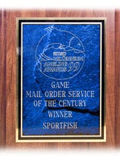 Game fishing service of the century