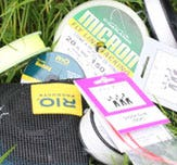 Browse our range of fly line accessories & backing