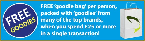 FREE Goodie Bag