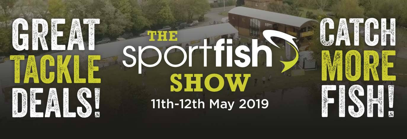 Sportfish Reading Show Weekend, May 11th & 12th 2019
