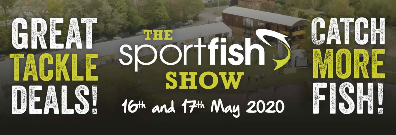 Sportfish Reading Show Weekend, May 9th & 10th 2020