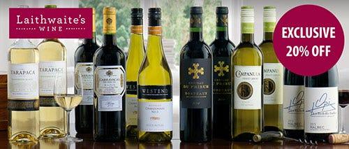 Laithwaite's Wine Offer