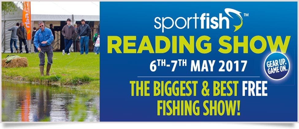Sportfish Reading Show Weekend, May 6th and 7th 2017