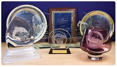 Award won by Sportfish mailorder