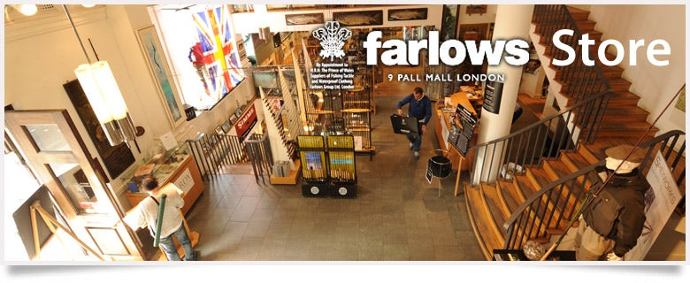 Farlows Of Pall Mall - Fly Fishing Outlet