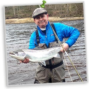 2016 Springer caught on our course
