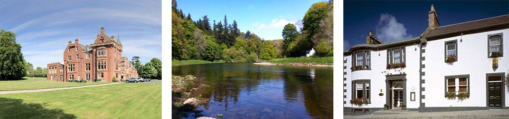 Three-Day Autumn Salmon Courses – River Tweed