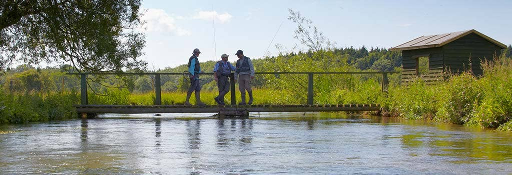 One Day Chalkstream Courses