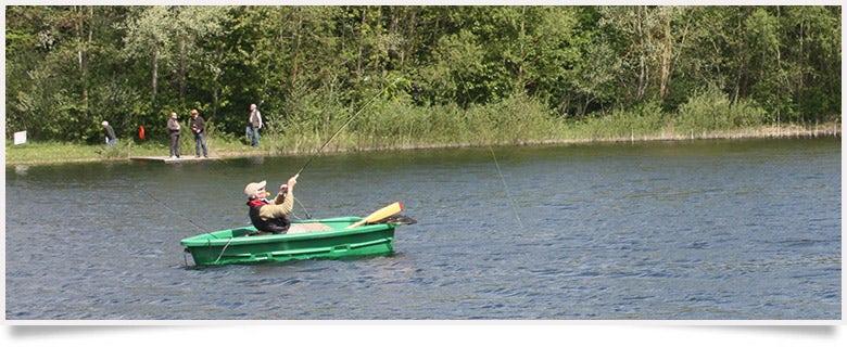 Beginners Stillwater Boat Fishing Course