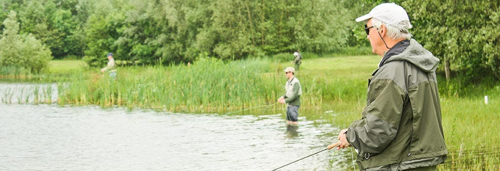 One Day Stillwater Trout Fly Fishing Courses