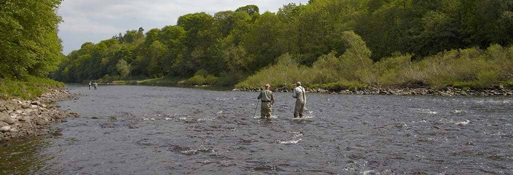 Early Summer Spey Casting Course at Golden Grove on the River Towy