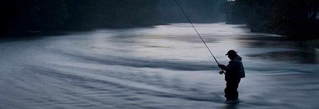 3 Night Sea Trout Fishing Course on the Famous Abercothi Beats of the River Towy