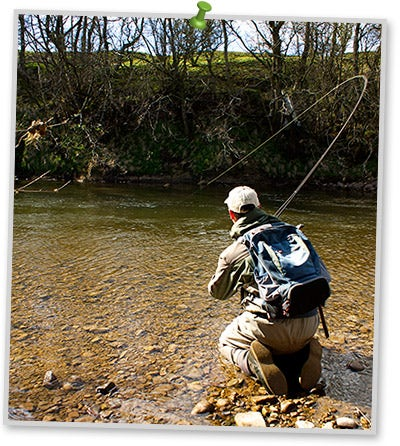 2 Day Spring Trout Fishing Course on the River Wharfe