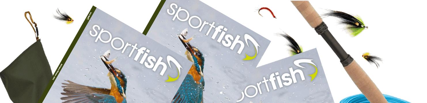 Request A Free Sportfish Catalogue