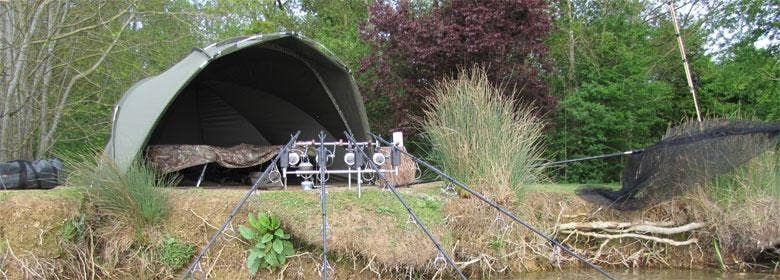 Carp & Specialist Bivvies & Shelters