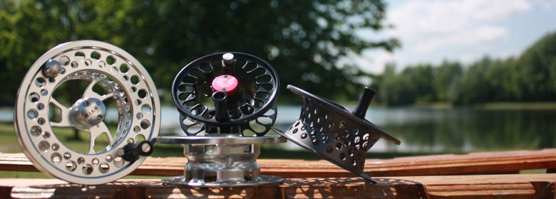 Fly Reel Spools